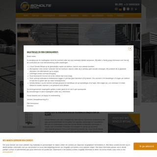 ArchiveBay.com - scholte-metaal.nl - Home - Scholte Metaal