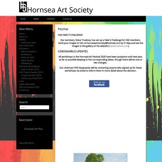 Hornsea Art Society