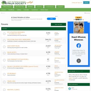 Forums - PalmTalk