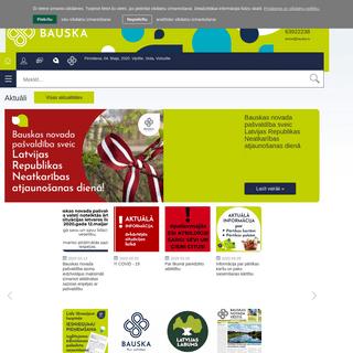 ArchiveBay.com - bauska.lv - Bauskas novada dome