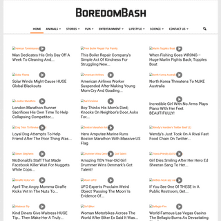 ArchiveBay.com - boredombash.com - BoredomBash - Trending Viral Stories, Videos And News