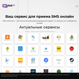 SMS-online.pro