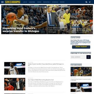 UM Hoops.com - Michigan Basketball News, Recruiting and Analysis
