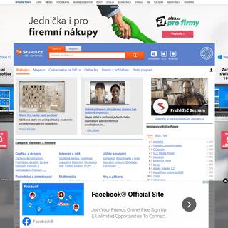 Stahuj.cz - svět software
