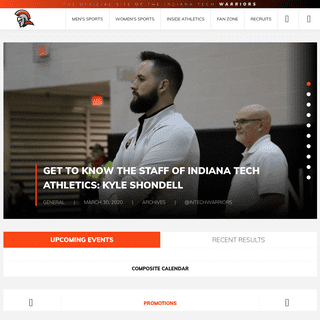 Indiana Tech Athletics - Official Athletics Website