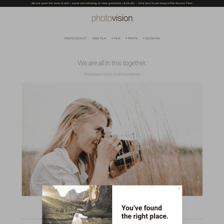 PhotoVision — Not Your Ordinary Film Lab