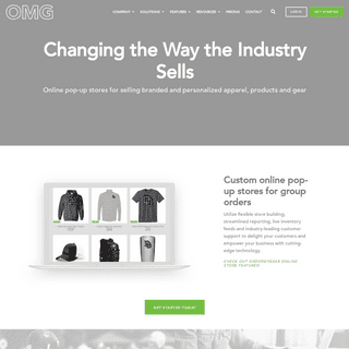 OrderMyGear - The eCommerce platform changing the game