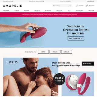 ArchiveBay.com - amorelie.de - Amorelie - Der Online Sexshop für noch mehr Spaß am Liebesleben