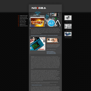 noSgba.exe • DS Rom Emulator Download » no$gba 2.7