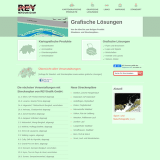 Reygrafik - Karten - Pläne - Grafik - Home