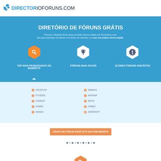 Diretório do fórum grátis- os melhores de Forumeiros