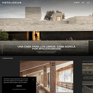 ArchiveBay.com - metalocus.es - METALOCUS - Sobre Arquitectura y más- Desde 1998