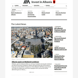 Invest in Albania- Latest Albanian News on Business & Tourism