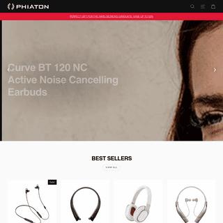 Premium Headphones with Mic- Noise Cancelling Headphones