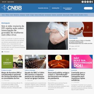 CNBB - Conferência Nacional dos Bispos do Brasil - CNBB