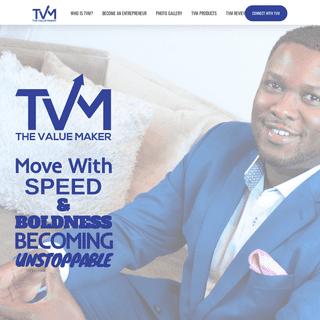 TVM – The Value Maker