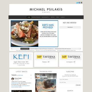 Chef Michael Psilakis