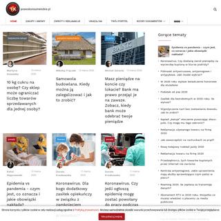 ArchiveBay.com - prawokonsumenckie.pl - Przepisy prawa w praktyce Prawo Konsumenckie