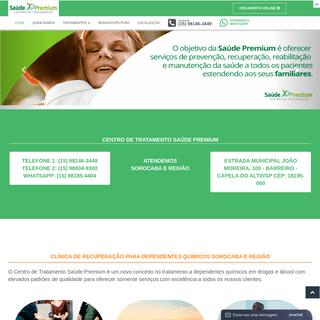 Clínica de recuperação para dependentes químicos Sorocaba - CT Saúde Premium