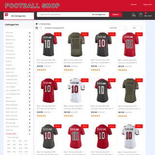 Tampa Bay Jerseys Authentic - Team Tampa Bay Football Jerseys For Mens-Womens-Youth