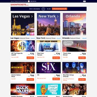 ArchiveBay.com - showtickets.com - Show Tickets Made Easy – ShowTickets.com