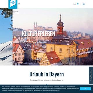 Urlaub in Bayern - Offizielles Portal Bayern Tourismus Marketing GmbH