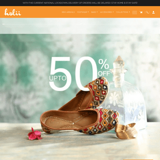 ArchiveBay.com - holii.in - Women Fashion Online- Shop for Bags, Footwear & Accessories - Holii – Holii Accessories Private Limited