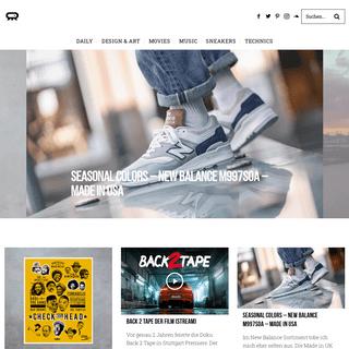Blogbuzzter.de - Deine tägliche Dosis Netzkultur, Hiphop, Sneaker, Technik