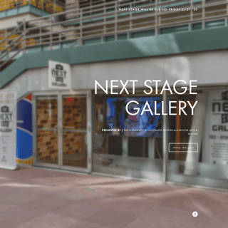 Next Stage Gallery