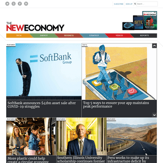 ArchiveBay.com - theneweconomy.com - The New Economy – Intelligence speaks for itself