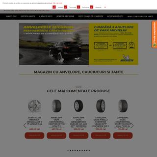 Magazin Online cu Anvelope, Cauciucuri si Jante - AutoTeile