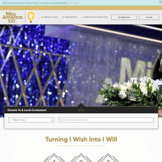ArchiveBay.com - missamericaforkids.org - Miss America - Home