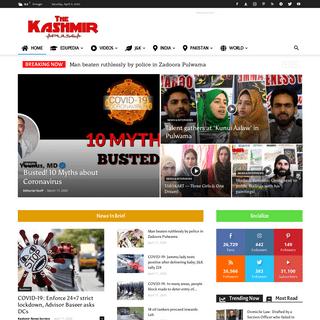 The Kashmir Pulse — News That Matters!
