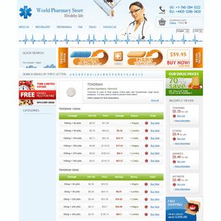 ArchiveBay.com - atenolol1.com - Buy Atenolol - 25, 50 Mg Tablets