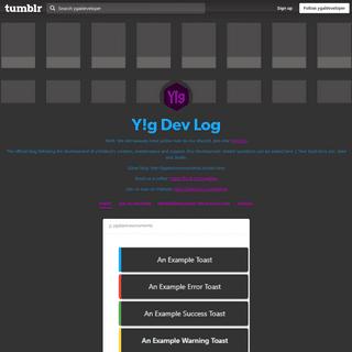 ArchiveBay.com - y-gallery.net - Y!g Dev Log