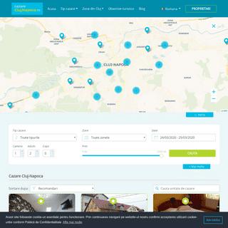 ArchiveBay.com - cazareclujnapoca.ro - CazareClujNapoca.ro - peste 80 hoteluri si pensiuni din Cluj Napoca si imprejurimi