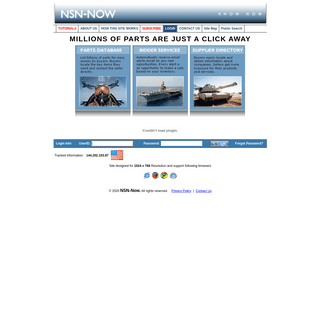ArchiveBay.com - nsn-now.com - NSN-Now - MILLIONS of parts are just a click away.