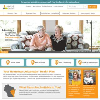 ArchiveBay.com - networkhealth.com - Network Health - Home