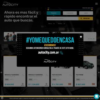 ArchiveBay.com - autocity.com.ar - Autocity - Concesionarios en Córdoba Capital. Venta de 0km y Usados
