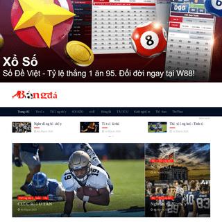 Tin bóng đá - Tin tức thể thao, bóng đá hàng ngày