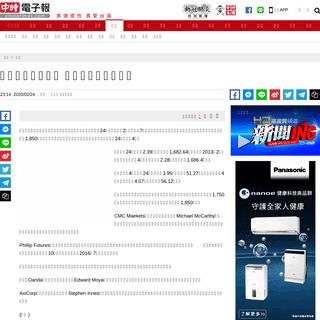 ArchiveBay.com - www.chinatimes.com/realtimenews/20200224005728-260410 - 新冠肺炎疫情擴大 金價狂飆、油價重摔 - 財經 - 工商