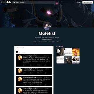 Gutefist