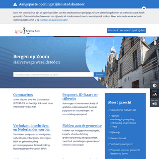 Home - Gemeente Bergen op Zoom