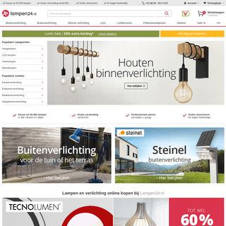 ArchiveBay.com - lampen24.nl - Lampen en verlichting voor huis & tuin - Lampen24.nl