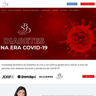 SBD - Diabetes na era Covid-19