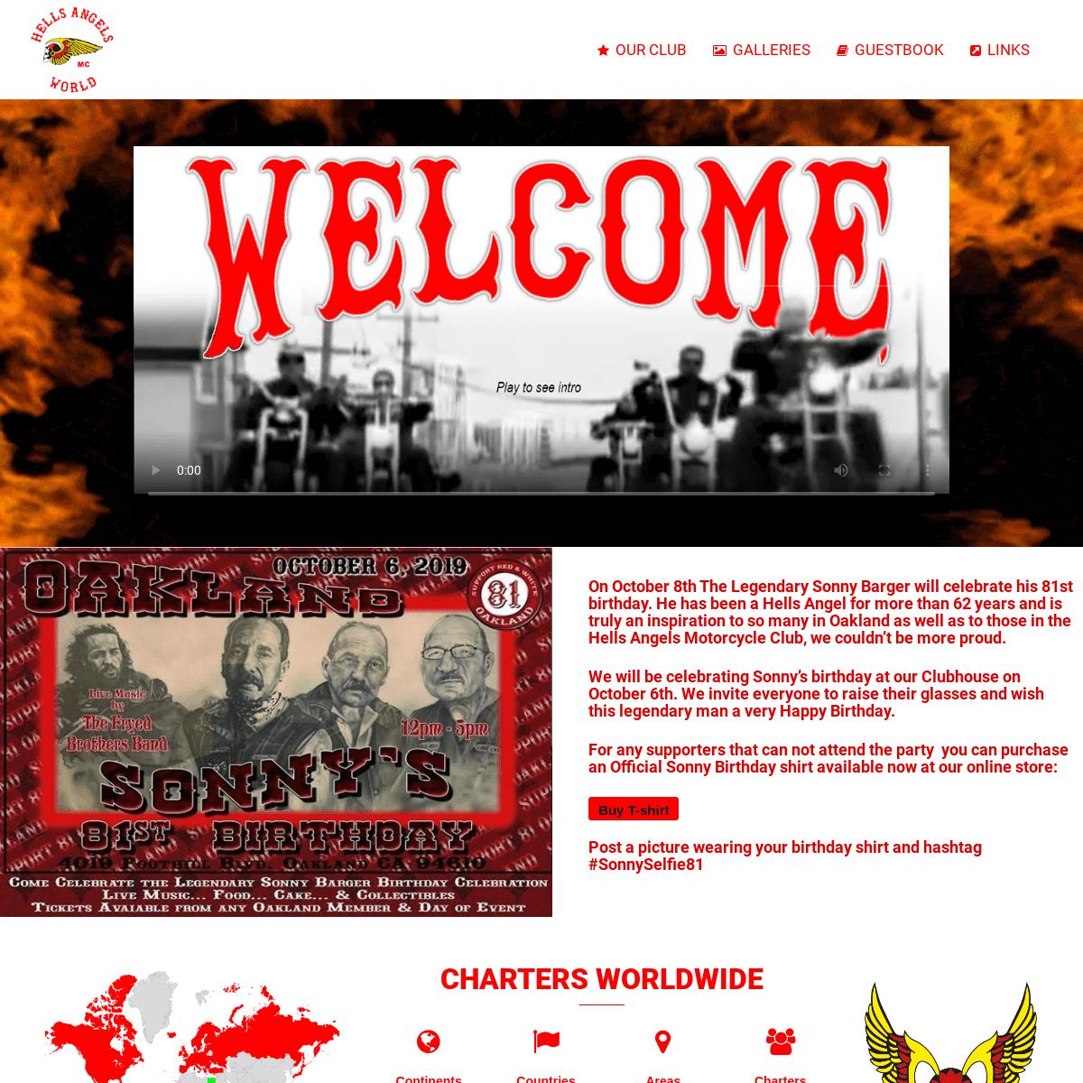 Hells Angels MC World