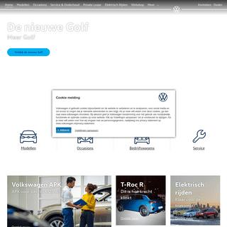 Welkom bij Volkswagen- bekijk alle modellen - Volkswagen.nl