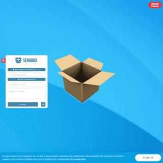 SENDBOX - Transfert de fichiers volumineux, synchronisation et sauvegarde