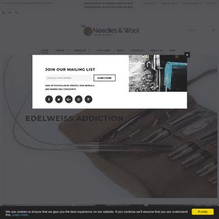 Needles and Wool - Seeknit distributor – Needles & Wool