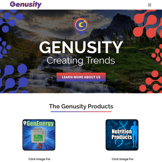 A complete backup of genusity.com
